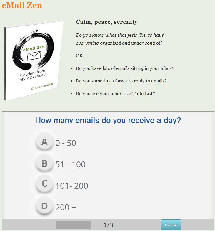 email zen