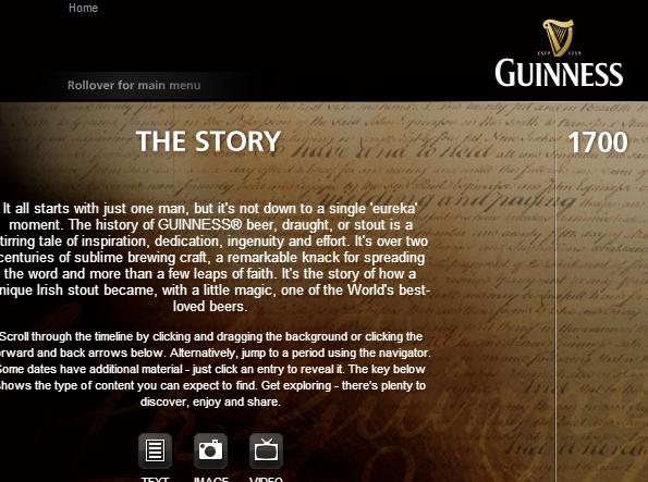 guinness story