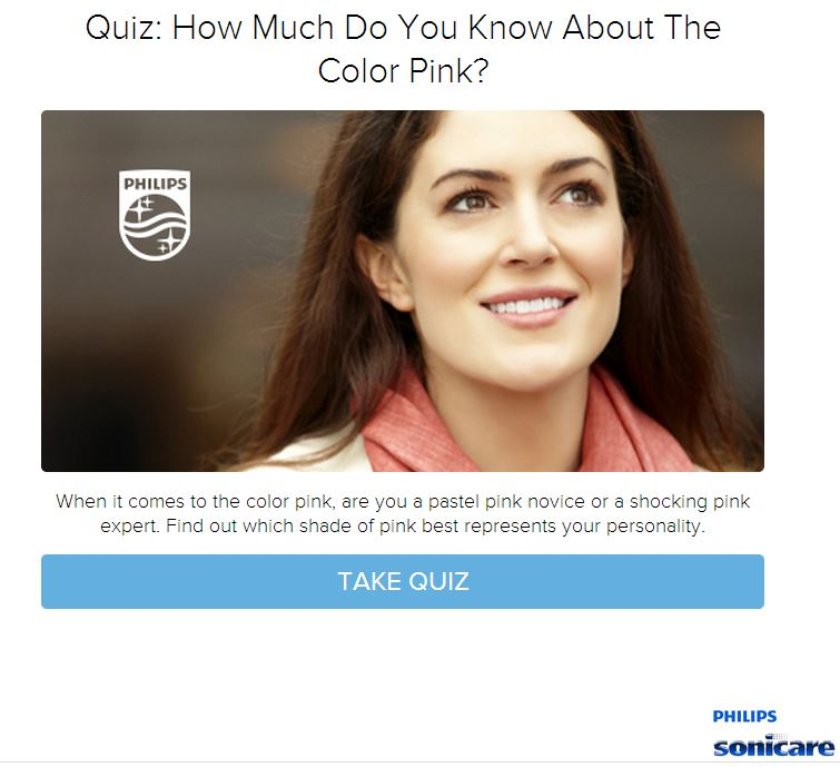 Are you shallow quiz