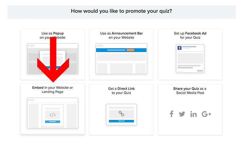 How To Embed Quizzes In Your Wordpress Site « Interact