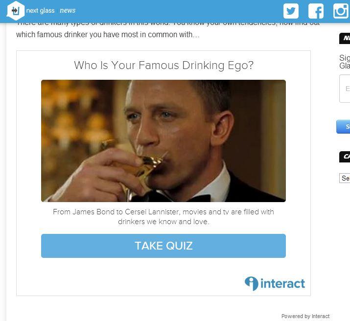 drinking ego