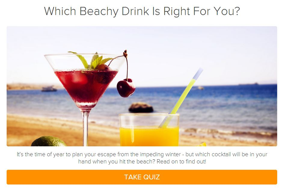 beachy drink
