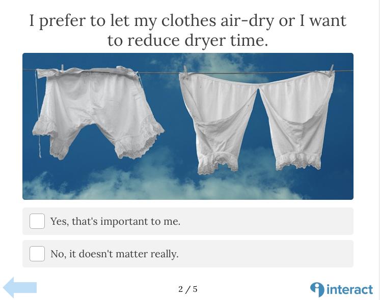 3. dryer question