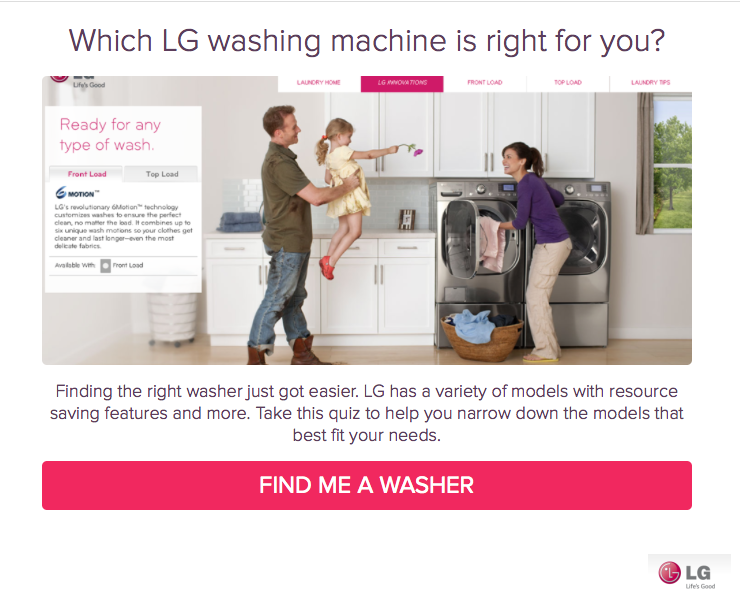 Which washing machine is right for you