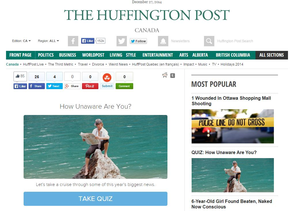 how to make capitvating blog post title
