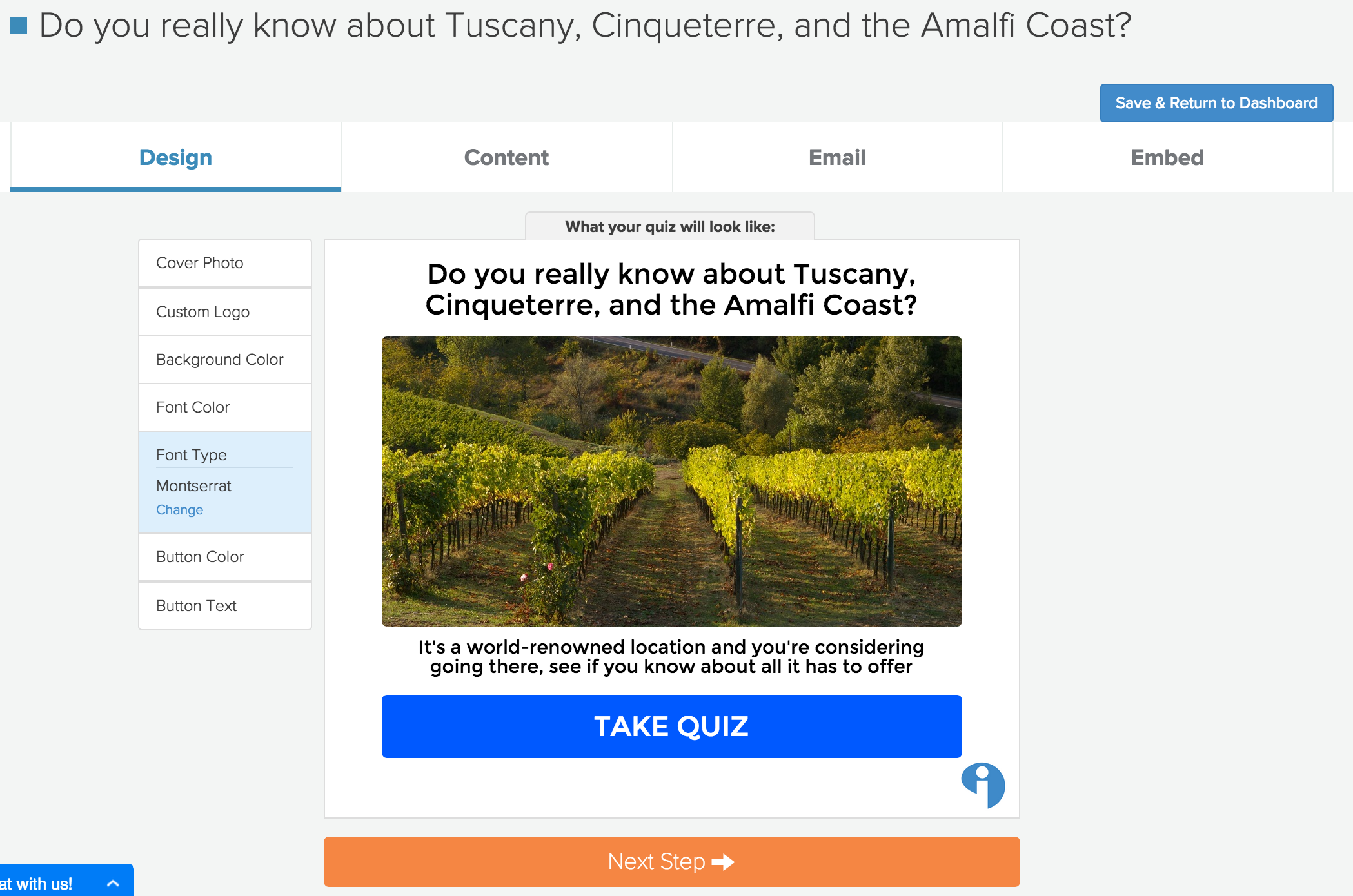 How to make a quiz like Trivia Crack for your website « Interact