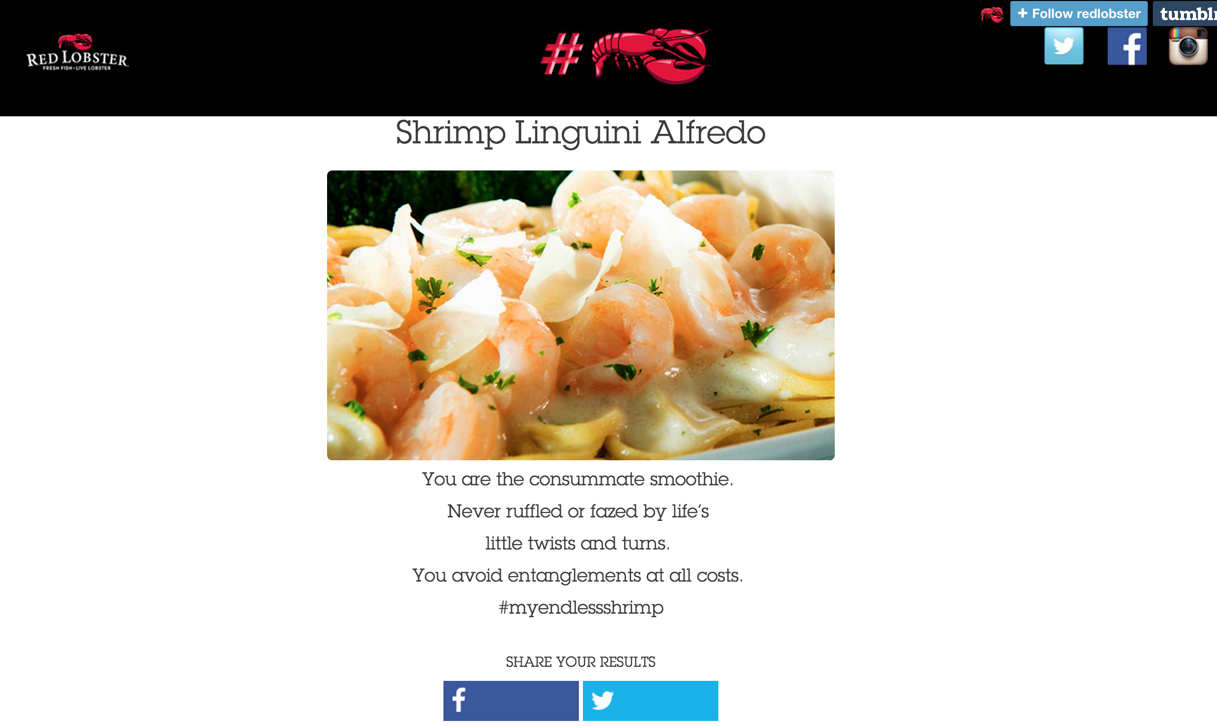 How Red Lobster used a quiz to create their most liked Facebook post ...