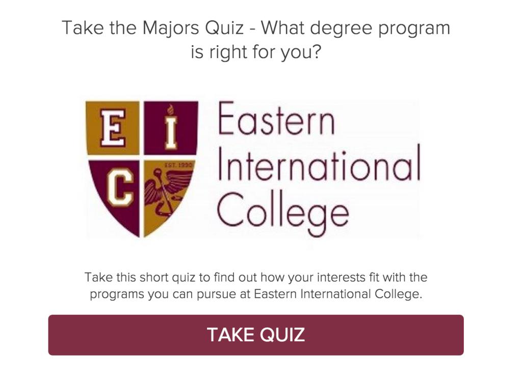college quiz lead generation