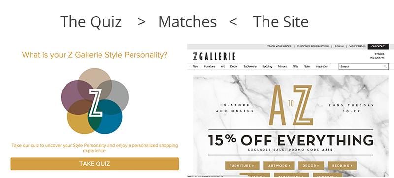 branded design quiz