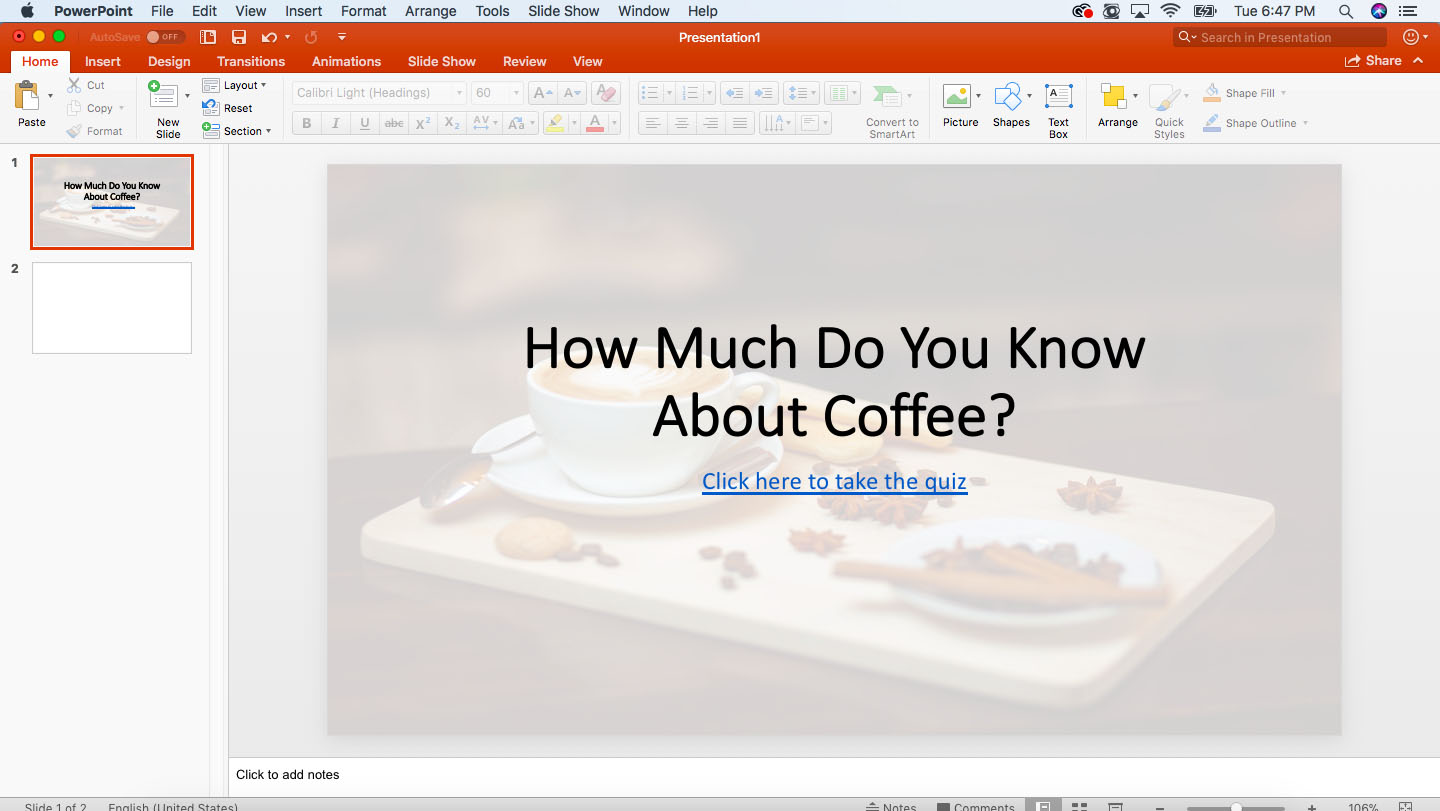 How to Make a Quiz In PowerPoint (And Why You Shouldn\'t) « Interact