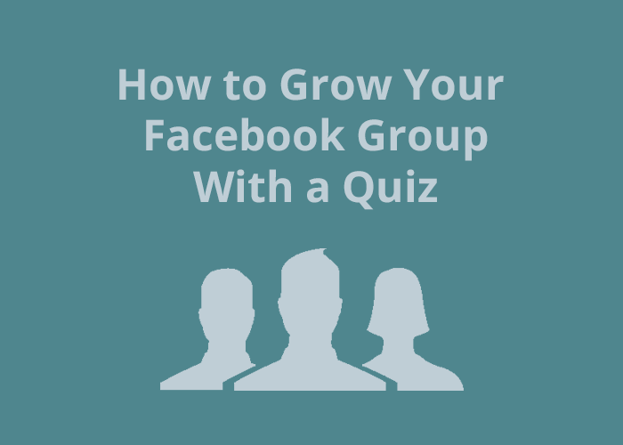 facebook group icon and how to grow your facebook group with a quiz